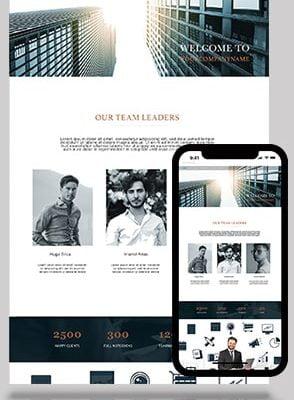 Diseño web Pagina web empresarial